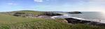 Photo of Challaborough Bay and Burgh Island