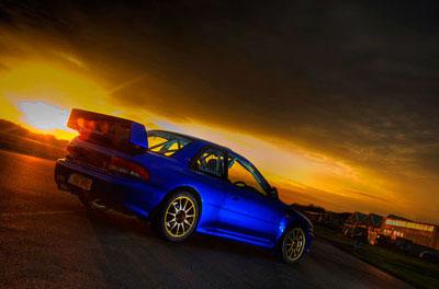 Subaru WRC Parts