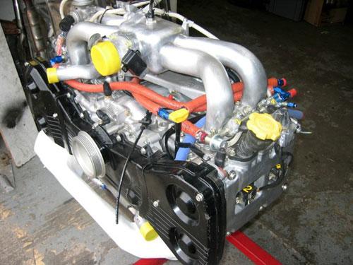 WRC S8 Engine - shot 5