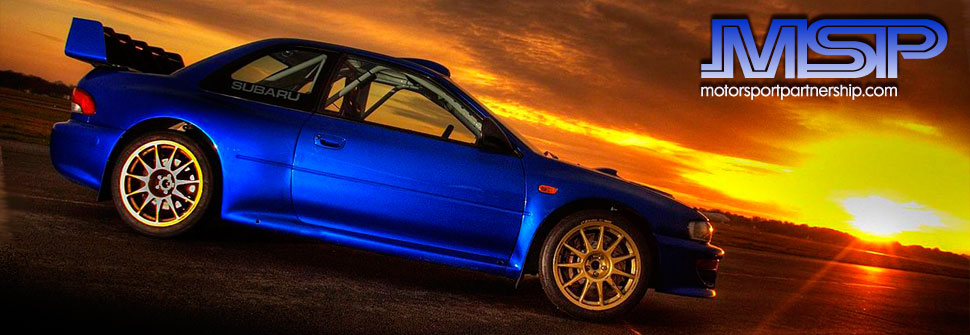 Subaru WRC Parts & Manufacturing