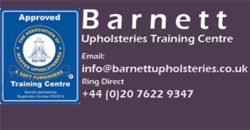 Upholstery Courses and Tuition in Central London