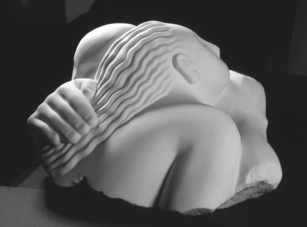Marble Sculpture Hierosgamos
