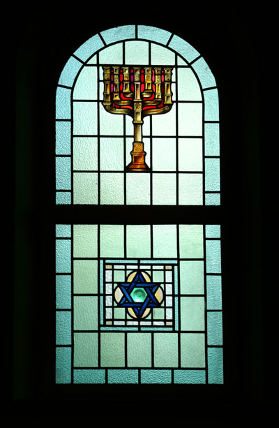Stained Glass Templates Window Pattern