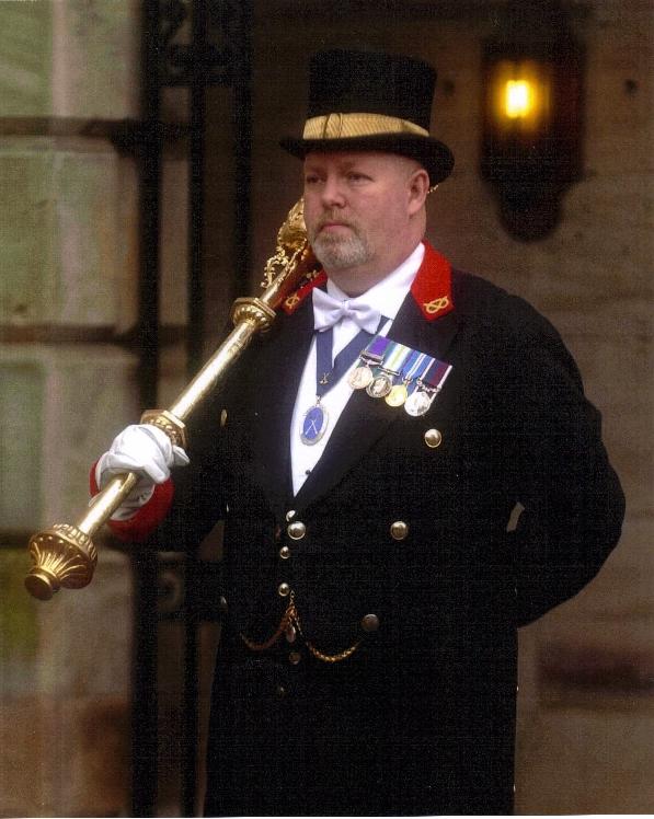 Mayor's Sergeant for Stafford Borough