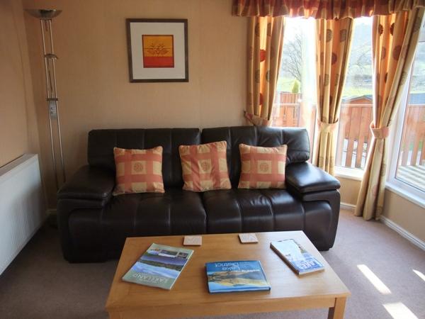 Luxurious lounge suite, new for 2011 - Fellside Lodge - Limefitt Park - Troutbeck
