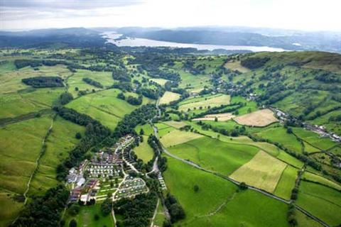 Limefitt Park - Troutbeck - Windermere - Lake District
