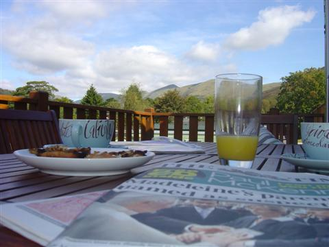 Yoke & ILL Bell - Fellside Lodge - Limefitt Park - Troutbeck