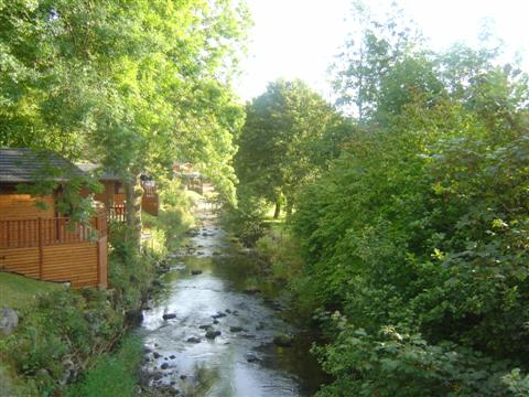 Troutbeck Stream  - Limefitt Park - Lake District