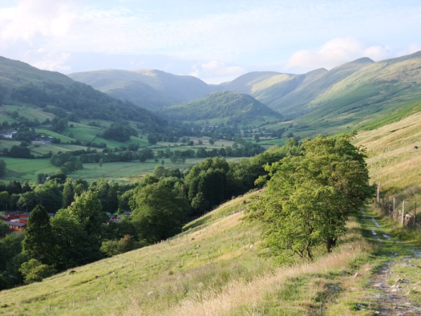 Troutbeck Tongue - Lake District