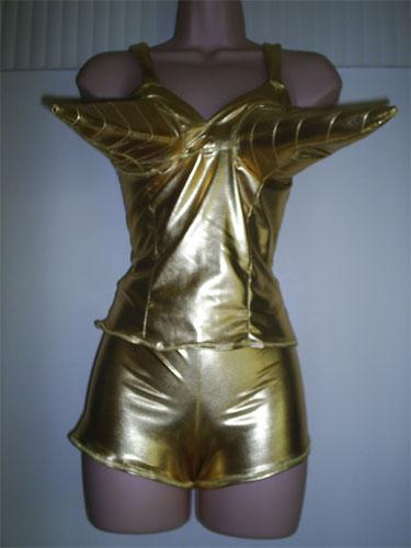 Madonna cone boob costume opinion