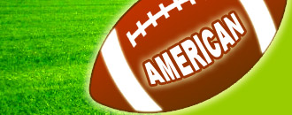American Football Web Template