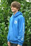 Hoody in Royal Blue