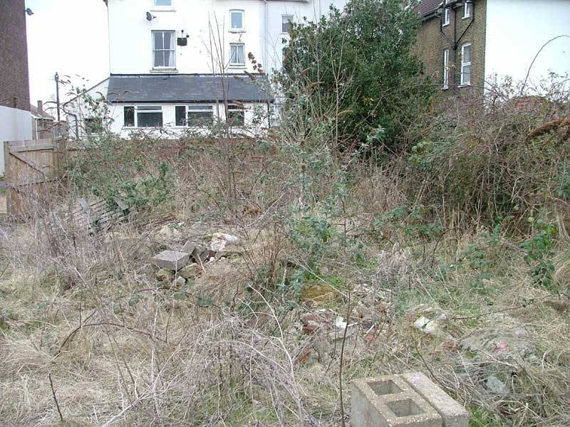 CUT-AND-STRIM GARDEN CLEARANCE SERVICE