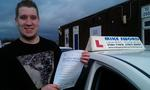 Mike Sword Driver Training Driving Instructor Falkirk