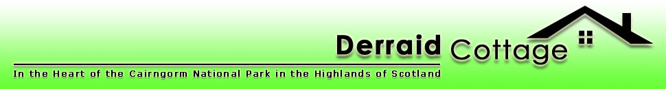 Self Catering Holiday Cottage in the Highlands