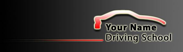 Driving School Website Templates ~ Driving Instructor