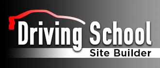 Driving School Site Builder on DrivingSchoolSiteBuilder.com