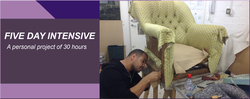Barnett Upholstery - 5 day intensive Mon - Fri