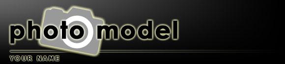 Photo Model Website ~ Modelling Portfolio Web Template