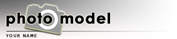 Modelling Portfolio ~ Photo Model Web Templates