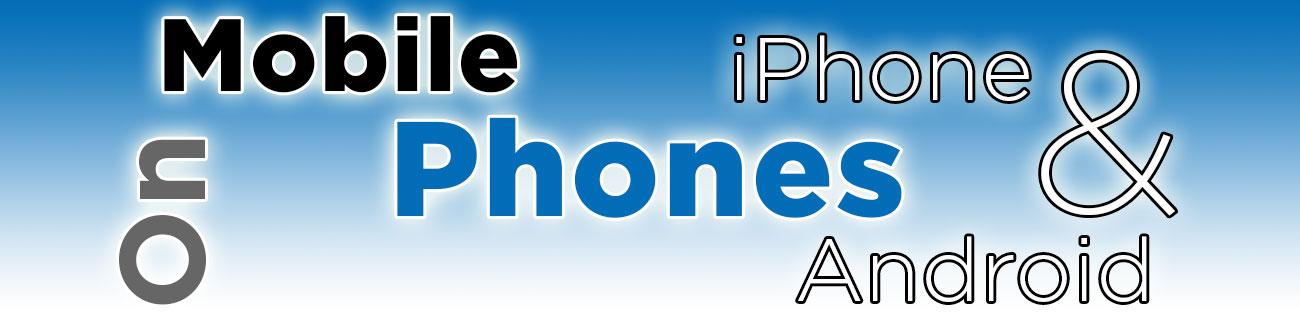 Site Builder Mobile Phone