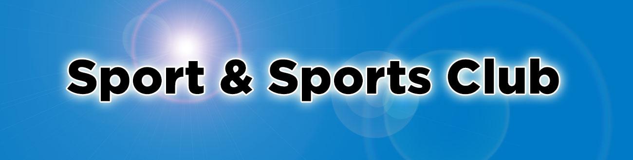 Sport & Sports Club
