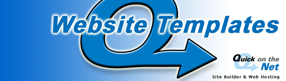 Website Templates with Web Hosting and Site Builder