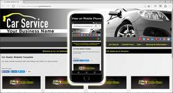 Car Dealer Website Templates