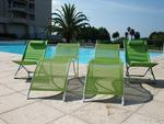 French Riviera Sun Loungers