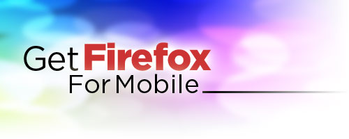 Firefox For MobilePhone Browsers