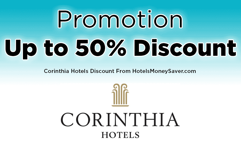 Corinthia Hotels Promo Code