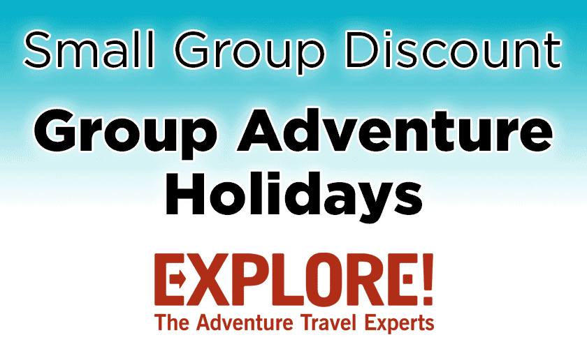 Group Holiday Discount