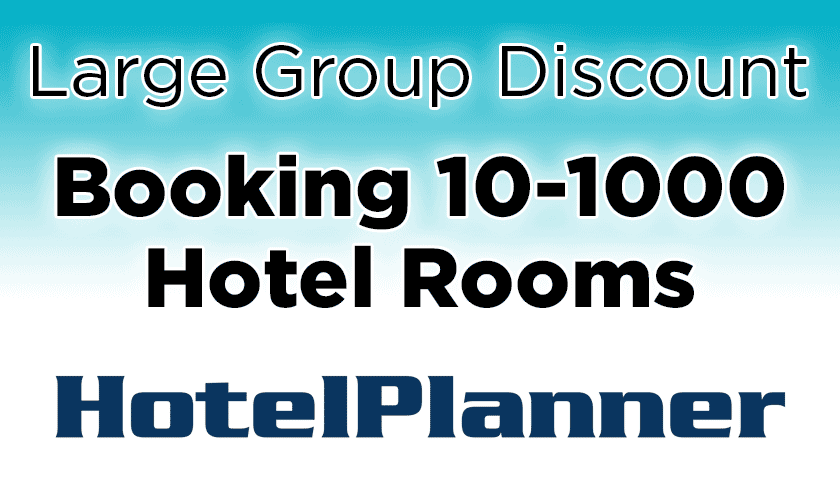Hotel Large Group Discount
