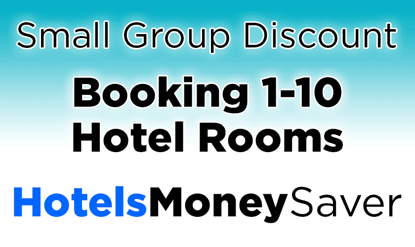 Hotel Small Group Discount