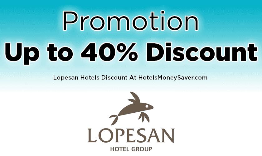 Lopesan Hotels Promo Code