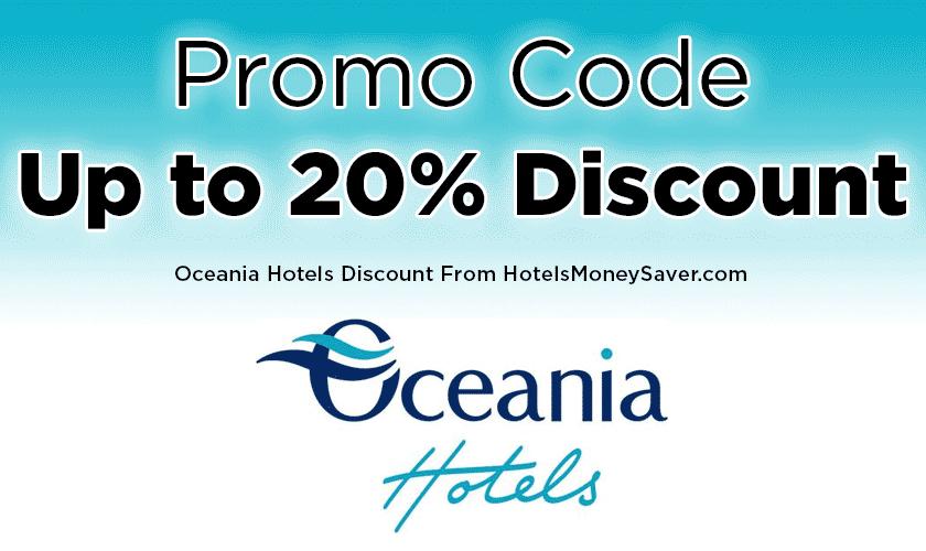 Oceania Hotels Promo Code
