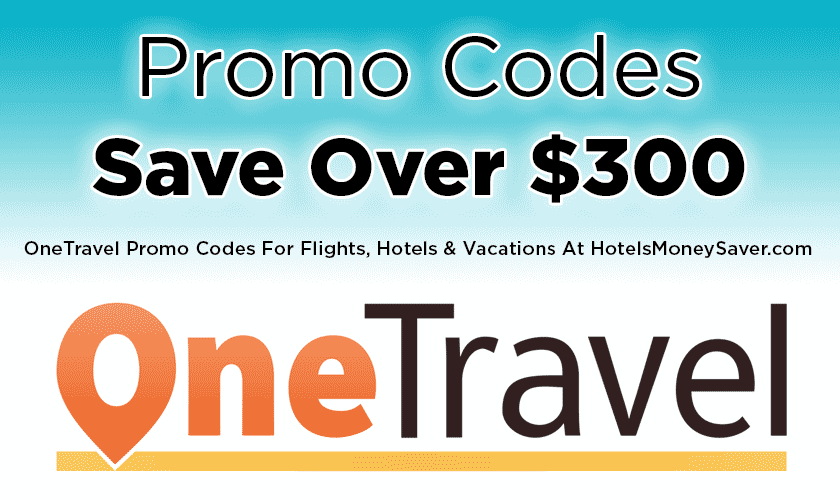 OneTravel Promo Code Groups