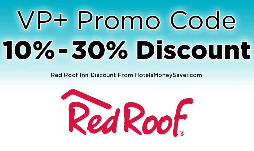 Red Roof Hotels Promo Code