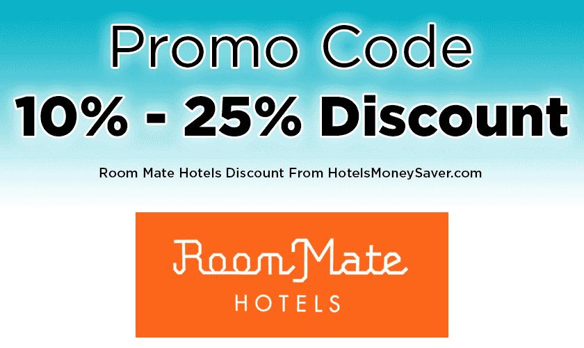 Room MateHotels Promo Code