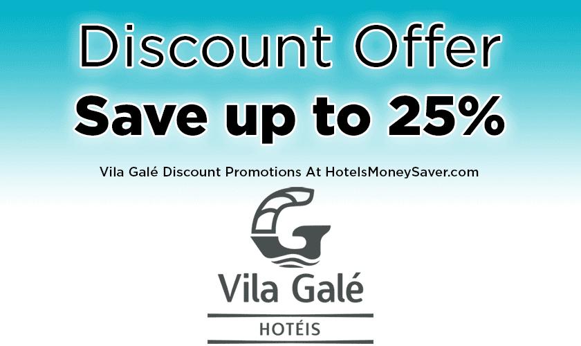 Vila Gale Discount