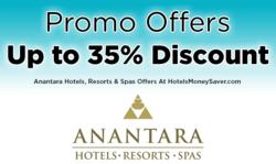 Anantara Promo Offers