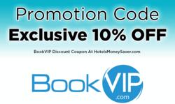 BookVIP Discount Coupon Promotion