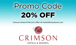 Crimson Hotel Promo Code