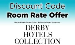 Derby Hotels Discount Code