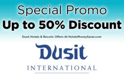 Dusit Hotels Group Discount