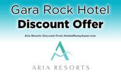 Gara Rock Discount Offer