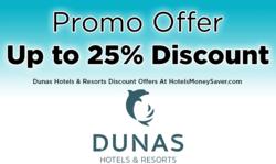 Hoteles Dunas Promo