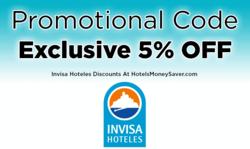Invisa Hoteles Promotional Code