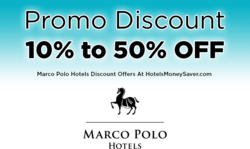 Marco Polo Hotels Promo