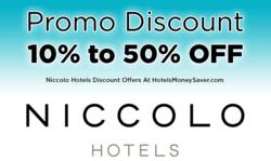 Niccolo Hotel Promo Discount